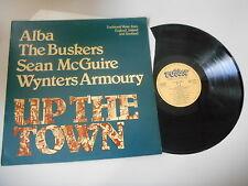 LP VA Up The Town (14 Song) RUBBER REC / Irish Folk