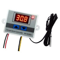 Digital Temperature Controller Heating Cooling Thermostat Switch with Probe