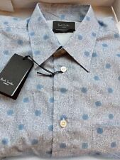 Paul Smith Single Cuff Formal Shirts for Men's Singlepack
