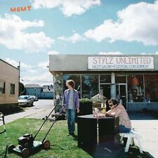 MGMT Self Titled 3RD ALBUM 180g +MP3s NEW SEALED VINYL RECORD LP