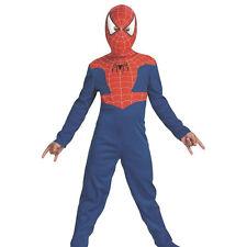 Spider-Man 3 Child Value Costume Size: Medium (7-8) Disguise 6570K