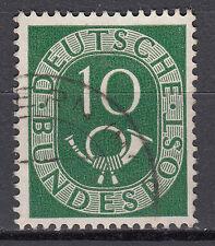 BRD 1951/52 Mi. Nr. 128 Gestempelt LUXUS!!!