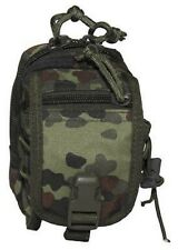 BW Multi pouch Multipurpose bag ACU MOLLE System Pocket German Army Flecktarn