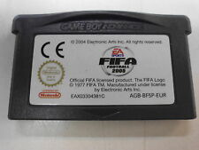 Nintendo Game Boy Advance GBA  FIFA Football 2004