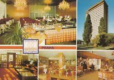 AK Interhotel Olympic in Prag - verschiedene Ansichten