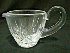 "Waterford Crystal Mini-Creamer, Lismore pattern 3"" Tall"