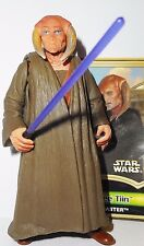 STAR WARS Power of the Jedi SAESEE TIIN jedi master complete potj 2000 hasbro