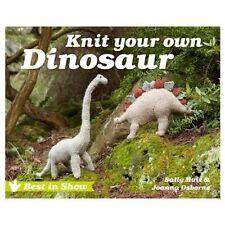 Best in Show: Knit Your Own Dinosaur by Joanna Osborne, Sally Muir (Hardback, 20