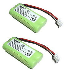 2x HQRP Phone Battery Replacement for AT&T LUCENT BT28433 BT18433 BT8300
