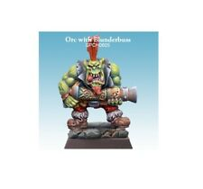 Orc with Blunderbuss - Spellcrow