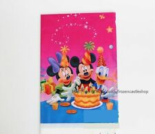 Mickey Minnie Mouse Birthday party supplies decoration tablecloth tableware NEW