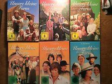 Unsere kleine Farm - Staffel 1 2 3 4 5 6 [ 37 DVD ] Michael Landon