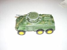 Tootsie Toy M-8 Armored Vehicle Car USA Made Complete Nice Toy