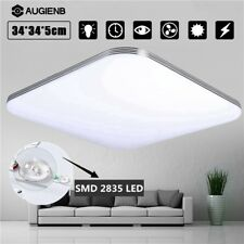 AUGIENB 16W 1400LM Square LED Ceiling Down Light Panel Wall Bathroom Lamp White
