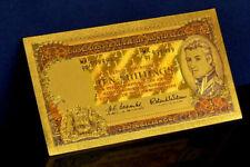 Billets de banque de l'Océanie, de Australie