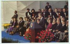 President Carter Dedicates John F. Kennedy Presidential Library
