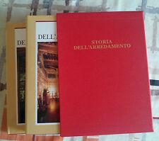 STORIA DELL'ARREDAMENTO - RENATO DE FUSCO - 2 VOLUME  - UTET