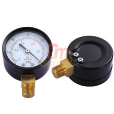 "Digital 0~-30inHg 0~-1bar Mini 2 ""Dial Air Vacuum Pressure Gauge Meter Manometer"