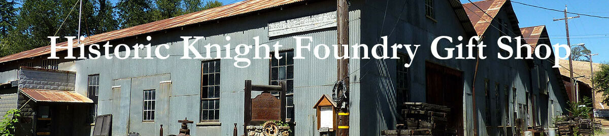 Historic Knight Foundry Gift Shop