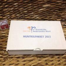 NEDERLAND 2015 - EUROMUNTEN - MUNTROLPAKKET - MUNTROLLEN PAKKET - YEARPACK
