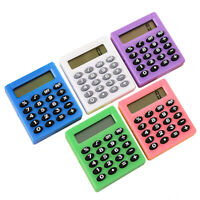 Mini Portable Pocket 8 Digits Electronic Calculator Student School Supply Noted
