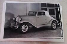 1932 PLYMOUTH ROADSTER   11 X 17  PHOTO  PICTURE   #2