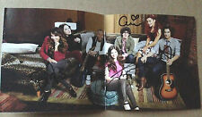 Victorious Cast Autographed CD Signed by Victoria Justice, Ariana Grande + More