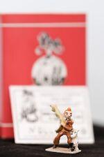 Figurine Tintin Pixi n° 2101 TINTIN imperméable Mini-Pixi neuf en boite