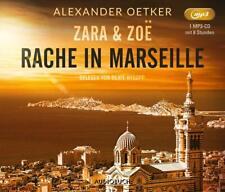 ZARA UND ZOE-RACHE IN MARSEILLE - RYSOPP,BEATE   MP3 CD NEW