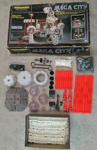 Vintage Mego Micronauts Micropolis Mega City Building Set with Box (1978)