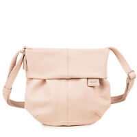 Zwei mademoiselle M5 nude Reißverschlusstasche Handtasche Damentasche