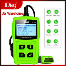 Universal Automotive Code Reader OBD OBD2 Scanner Diagnostic Tool JDiag JD101 US