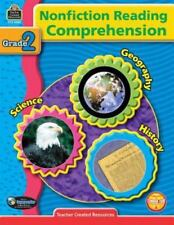Nonfiction Reading Comprehension, Grade 2 by Debra J. Housel and Teacher...