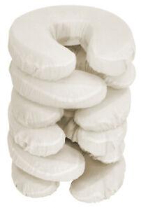 Master Massage Kopfbezug Waschbar 100%Baumwolle Massageliege Gesicht Polster