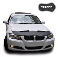 Protezione Cofano BMW 3 E90 E91 CARBON Copertura Car Bra Auto Front Maschera