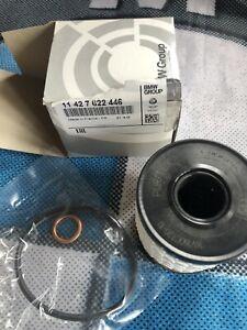 MINI Oil Filter Element & Seals 11427622446 R55 R56 R57 R58 R59 Genuine BMW oem