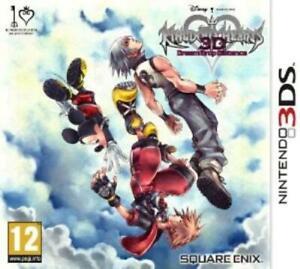 Nintendo 3DS : Kingdom Hearts 3D [Dream Drop Distance] VideoGames Amazing Value