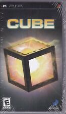Cube Game For Sony PSP Playstation Portable- Brand New & Sealed- PP-234