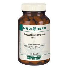Standard Process MediHerb Boswellia Complex 120 tablets Expiration 09/01/2020