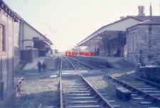 PHOTO  PEMBROKE DOCK RAILWAY STATION JAN 1968  VIEW 2