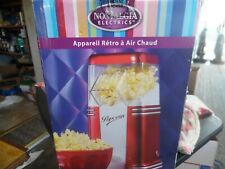 Nostalgia red popcorn popper coffee roaster Rhp310 New