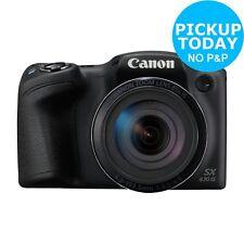 Canon Powershot SX430 20MP 45x Zoom 3 Inch Screen WiFi Bridge Camera - Black