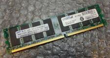 1GB Crucial Samsung M368L2923DUN-CCC PC3200U DDR1 184-P Non-ECC Computer Memory