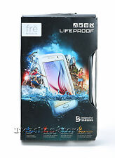 LifeProof FRE Waterproof Water Dust Proof Case for Samsung Galaxy S6 Black/White