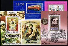 In prijs verlaagd! *NL*840.Korea. Diverse vellen (5)