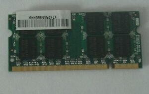 2GB RAM Dell Inspiron XPS M1330 M1530 M1710 M1730 M2010 Memory Arbeit Speicher