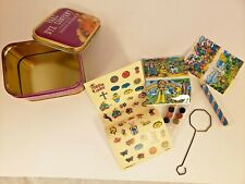 Vintage Paas Dye Company Easter Egg Tin 1991 Collector First Edition Complete