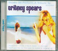 Studio 99 Perform A Tribute To Britney Spears Cd Eccellente