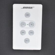 New Genuine Bose SoundDock Digital Music System Remote Control Controller White