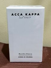 Treehousecollections: Acca Kappa Muschio Bianco White Moss Unisex Perfume 100ml